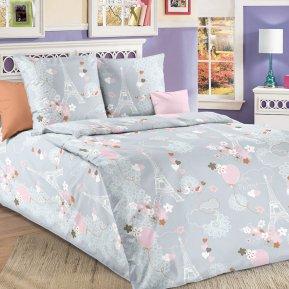 «Романтика» 1,5 - спальное постельное белье, Бязь, Текс-Дизайн