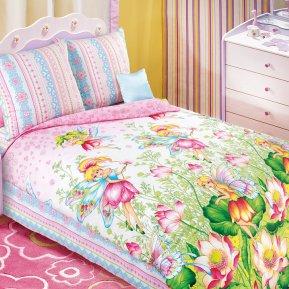 «Волшебный мир» 1,5 - спальное постельное белье, БЯЗЬ, Текс-Дизайн