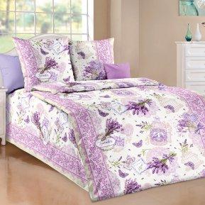 «Лаванда» 1,5 - спальное постельное белье, БЯЗЬ, Текс-Дизайн