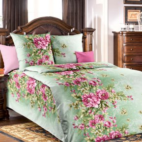 «Милена» 1,5 - спальное постельное белье, БЯЗЬ, Текс-Дизайн
