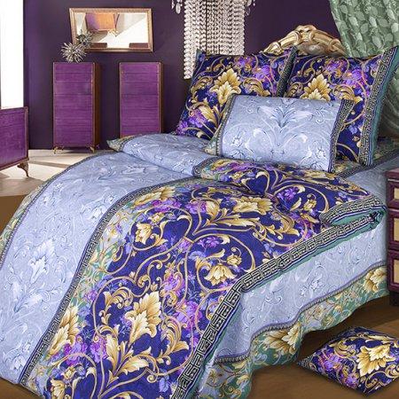 Постельное белье «Шик» 1,5 - спальное (на резинке), Бязь, Текс-Дизайн