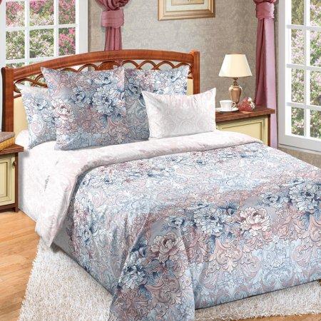 Постельное белье «Вивьен №2» 1,5 - спальное (на резинке), Бязь, Текс-Дизайн