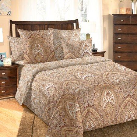 Постельное белье «Акапелла» двуспальное с европростыней, Бязь, Текс-Дизайн