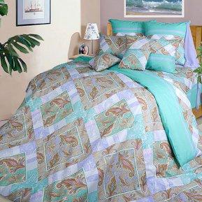 «Бахчисарай №2» ЕВРО постельное белье, БЯЗЬ, Текс-Дизайн