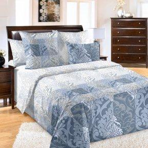 «Калиф (синий)» двуспальное постельное белье, БЯЗЬ, Текс-Дизайн