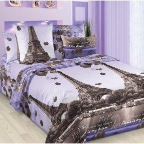 «Романтика Парижа» семейное постельное белье, БЯЗЬ, Текс-Дизайн