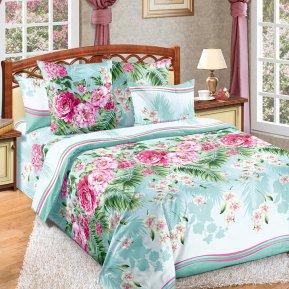 «Тропикана» семейное постельное белье, БЯЗЬ, Текс-Дизайн