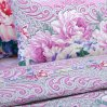 Постельное белье «Влюбленность» двуспальное с европростыней, Бязь, Текс-Дизайн