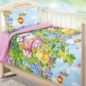 Баю-бай дет. кроватка