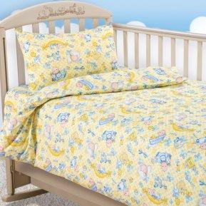 «Карапуз» дет. кроватка постельное белье, БЯЗЬ, Текс-Дизайн