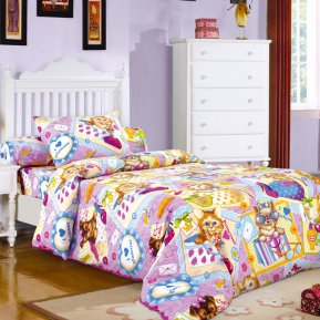 Модники дет. кроватка
