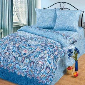 «Индиго №3» семейное постельное белье, БЯЗЬ, Арт Дизайн