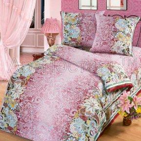 «Кружева Бордо» 1,5 - спальное постельное белье, БЯЗЬ, Арт Дизайн