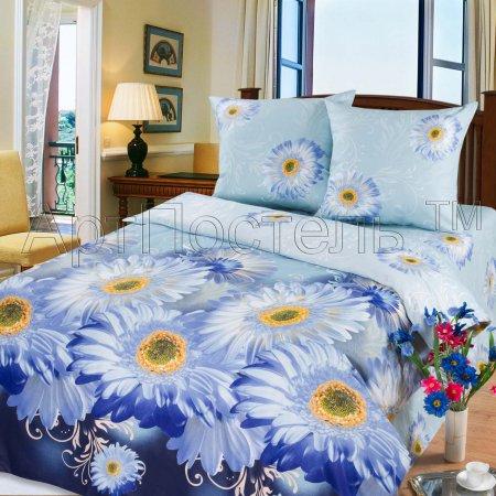 Постельное белье «Агата» 1,5 - спальное, Бязь, Арт Дизайн