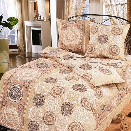 «Арабеска» 1,5 - спальное постельное белье, Бязь, Арт Дизайн