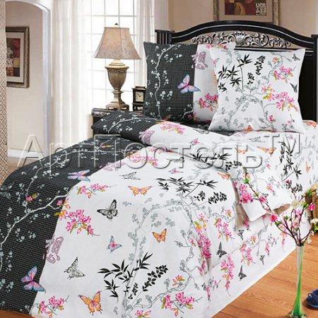 Постельное белье «Фея» 1,5 - спальное, Бязь, Арт Дизайн