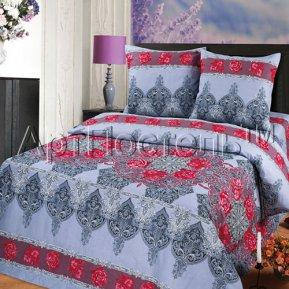 «Итальянский шик» двуспальное с европростыней постельное белье, БЯЗЬ, Арт Дизайн