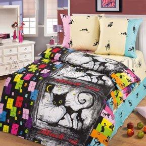 «Джокер» 1,5 - спальное постельное белье, БЯЗЬ, Арт Дизайн