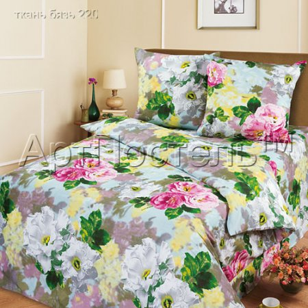 «Настроение» 1,5 - спальное постельное белье, Бязь, Арт Дизайн