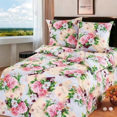 Постельное белье «Ностальжи» 1,5 - спальное, Бязь, Арт Дизайн