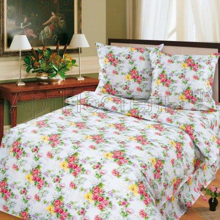 «Романс» 1,5 - спальное постельное белье, Бязь, Арт Дизайн