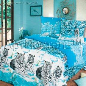 «Символ удачи» 1,5 - спальное постельное белье, БЯЗЬ, Арт Дизайн