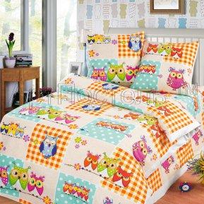 «Соня» 1,5 - спальное постельное белье, БЯЗЬ, Арт Дизайн