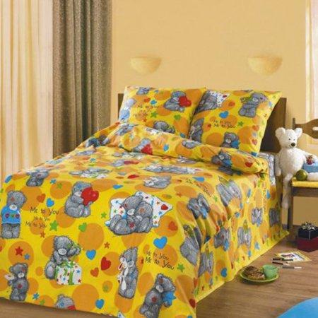 «Топтыжка» 1,5 - спальное постельное белье, Бязь, Арт Дизайн