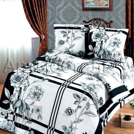 Постельное белье «Возрождение» 1,5 - спальное, Бязь, Арт Дизайн