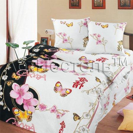«Япония» 1,5 - спальное постельное белье, Бязь, Арт Дизайн