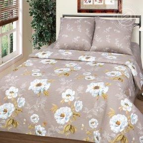 «Дикая роза» 1,5 - спальное постельное белье, Бязь, Арт Дизайн