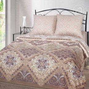 «Жарден» двуспальное постельное белье, Бязь, Арт Дизайн