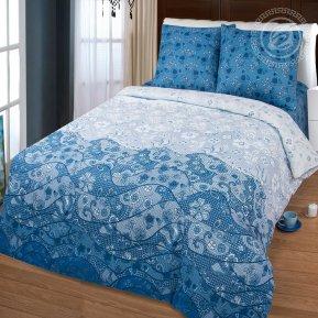 «Ниагара» 1,5 - спальное постельное белье, Бязь, Арт Дизайн