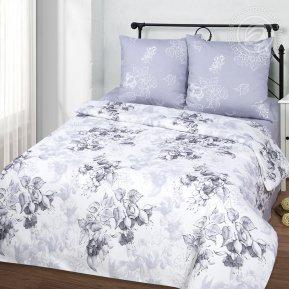 «Муза» двуспальное постельное белье, Бязь, Арт Дизайн
