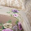 Постельное белье «Аллегро» семейное, Бязь, Арт Дизайн