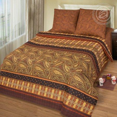 Постельное белье «Трюфель» 1,5 - спальное, Бязь, Арт Дизайн