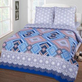 «Иллюзия» 1,5 - спальное постельное белье, Бязь, Арт Дизайн