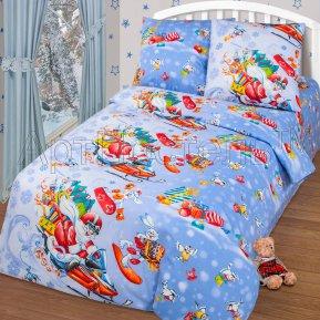 «Чудеса на виражах» 1,5 - спальное постельное белье, БЯЗЬ, Арт Дизайн