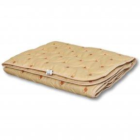 Одеяло «ОКВ-О-22» 200*220 (Верблюжья шерсть) легкое, АльВиТек