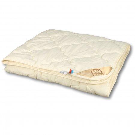 Одеяло «Модерато» 200х220 (Овечья шерсть) всесезонное, АльВиТек