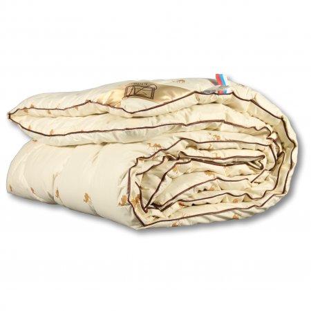 Одеяло «Сахара» 140х205 (Верблюжья шерсть) очень теплое, АльВиТек