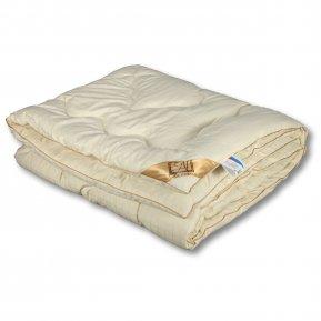 Одеяло «Модерато» 172*205 (Овечья шерсть) теплое, АльВиТек