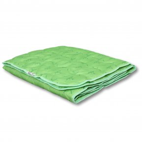 Одеяло «ОББ-О-15» 200*220 (Бамбуковое волокно) легкое, АльВиТек
