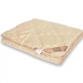 Одеяло «ГОБИ» 140*205 (Верблюжий пух) всесезонное