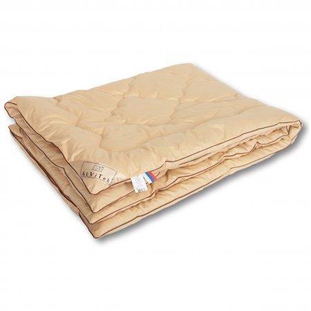 Одеяло «ГОБИ» 172х205 (Верблюжий пух) очень теплое, АльВиТек