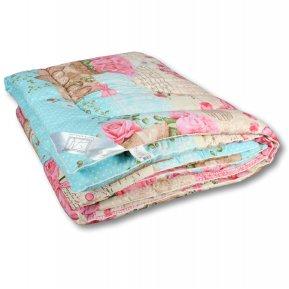 Одеяло «ОПФ-15» 140*205 (Холлофайбер) очень теплое, АльВиТек