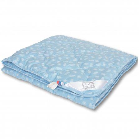 Одеяло «Лебяжий пух» тик 200х220 легкое, АльВиТек