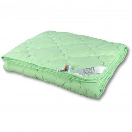 Одеяло «ОСБ-О-15» 140х205 (Бамбуковое волокно) легкое, АльВиТек