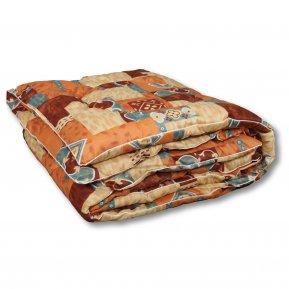 Одеяло «ШБ-15» 140*205 (Овечья шерсть) очень теплое, АльВиТек