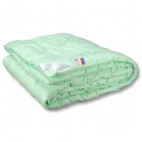 Одеяло «ОСБЛ-15» 140*205 (Бамбуковое волокно) теплое, АльВиТек